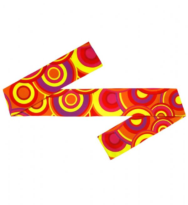 70s Headband - Bubbles 70s Fancy Dress